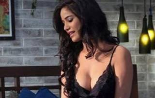 Poonam Pandey strips for Team India after its sensational win against Bangladesh