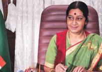 India trying to secure release of priest in Yemen: Swaraj