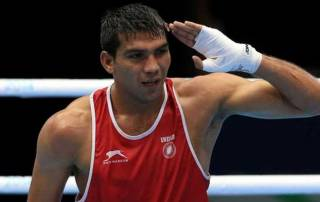 Indian boxers make disappointing start at Asian Oly Qualifiers