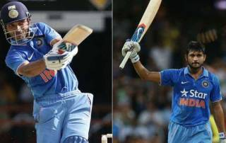 Manish Pandey named as cover after Yuvraj injury, focus on Rahane