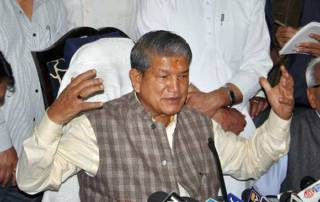 President's rule in Uttarakhand: Congress drags the battle to court