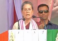 Sonia Gandhi accuses Narendra Modi govt of toppling all Congress ruled states