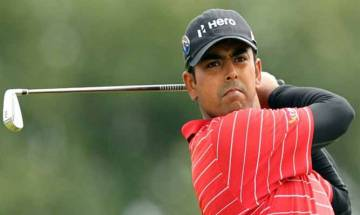 Solid start for Lahiri at Houston Open, lies tied 32