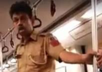 Viral video: SC junks compensation plea of Delhi Police cop