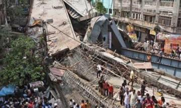 Kolkata Flyover Collapse: Ten arrested for demonstrating against flyover collapse