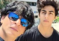 EPIC! Aryan Khan plays 'Jabra Fan' anthem in tribute to father Shah Rukh Khan