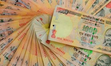 Rupee weakens 10 paise against dollar