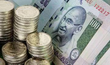 Rupee marginally up 2 paise against dollar in early trade