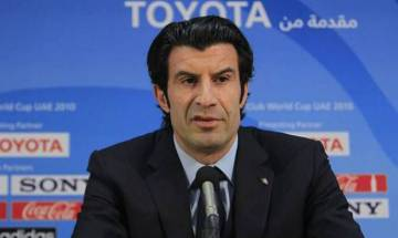 Lius Figo backs new FIFA boss to clean up its tattered image