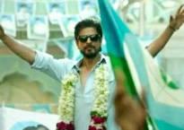 Shah Rukh Khan wraps 'Raees' shoot
