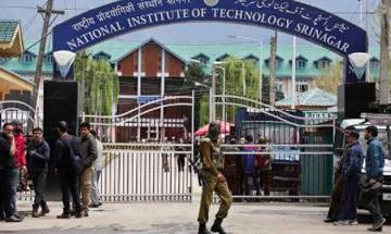 NIT Srinagar students can appear for exams later, says HRD Ministry