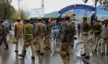 Protests continue at NIT, J&K cops say no need for any certificate on nationalism