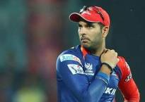 IPL 2016: Sunrisers Hyderabad's Yuvraj Singh to miss out first two weeks