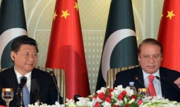 China, Pakistan launch joint air force drill