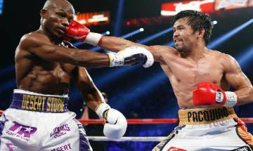 Vintage Pacquiao wins farewell fight against Bradley