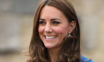 Kate Middleton wears Anita Dongre at charity event