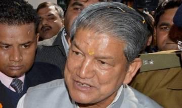 Vijay Bahuguna blames Harish Rawat for imposition of Prez rule in Ukhand