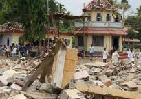 Blame game over temple fire tragedy continues