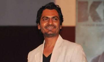 Nawazuddin Siddiqui shoots at Noida's golf course for his upcoming 'Ali'