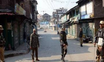 Restrictions lifted in Srinagar