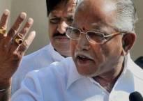 Under fire Yeddyurappa returns Rs 1 crore SUV after furore