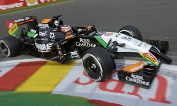 Force India team returns empty-handed from Chinese GP