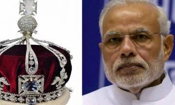 Kohinoor diamond was gifted not stolen: Center to SC