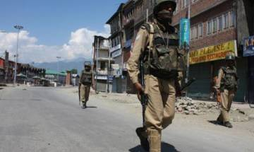 Restrictions relaxed in Handwara