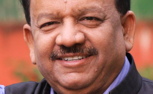 Harsh Vardhan, Minister for Science and Earth Sciences