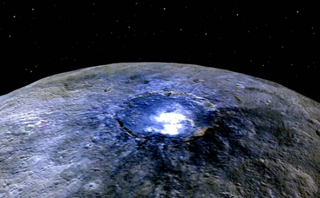 Ceres craters