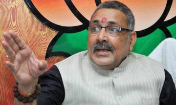 Giriraj shocker: Fix two-kid norm for all religions in India to ensure daughters safety