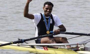Rower Dattu Bhokanal qualifies for Rio Olympics