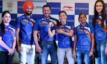 Four points why Salman Khan can be Rio Olympics brand ambassador