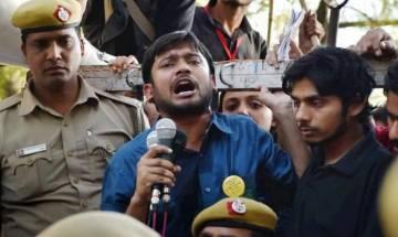 Will not pay fine, vacate hostels: Kanhaiya Kumar