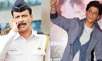 Shah Rukh Khan wishes Manoj Bajpayee's 'Traffic' becomes a big hit