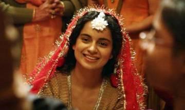 Proud of my Bollywood journey, fun to be misfit: Kangana Ranaut