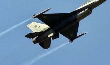 US not to use tax payer's money for F-16 to Pakistan: report