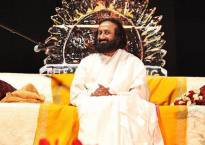 Art of Living's project has benefited over 2 lac people: Sri Sri