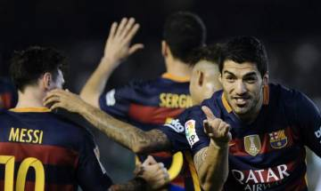 Barca beat Betis to remain top, Atletico,Real keep up pressure