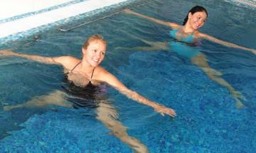 Yoga, aquatic exercises help immensely in fighting multiple sclerosis