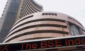 Sensex slumps 160 points on profit-booking, weak Asian cues