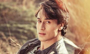 Let's talk about love; Tiger Shroff is going to China