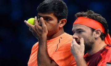 Madrid Open: Bopanna-Mergea team ends runner-up