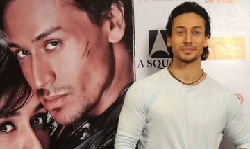 Want to do 'High School Musical' kind of movie: Tiger Shroff