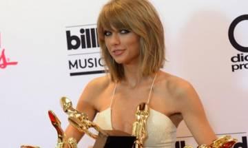 Taylor Swift named highest earning musician of 2015