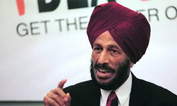 Milkha wishes for first Olympics athletics medal by Indian