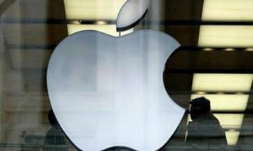 Apple Shares sank below USD 90 for the first time; Google now largest company