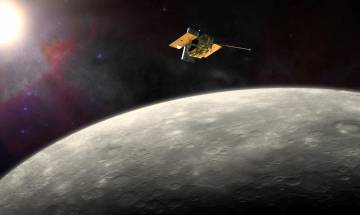 NASA's Messenger Mission: Scientists unveils the first global topographic model of Mercury