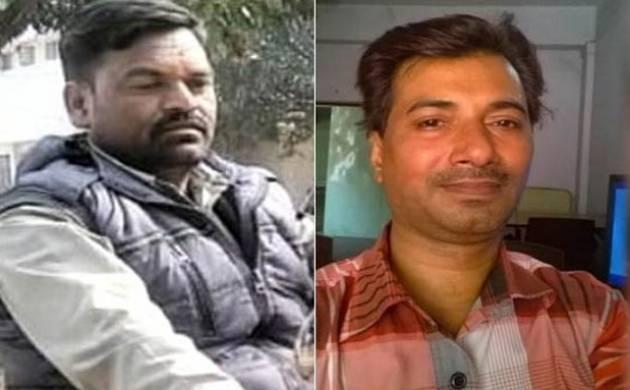 Akhilesh Pratap Singh and Rajdeo Ranjan