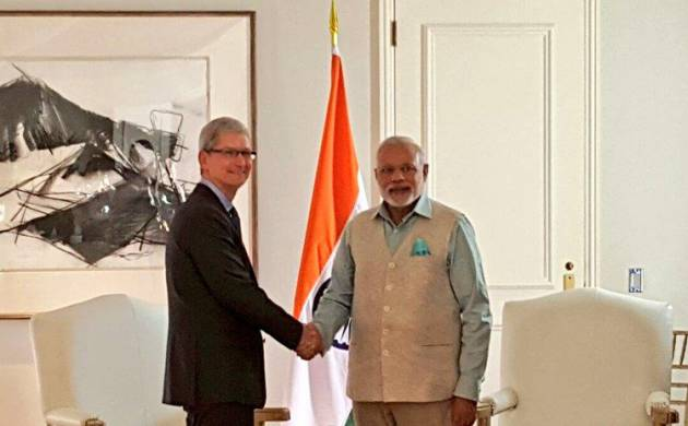 Apple CEO Tim Cook to visit India this week, likely to meet Prime Minister Narendra Modi